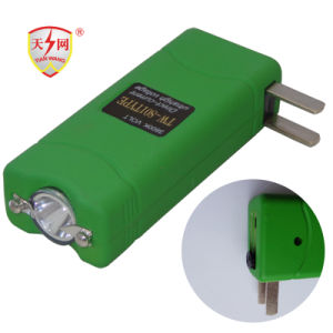 Mini Stun Guns LED Flashlight Rechargeable Alternative to Taser pictures & photos