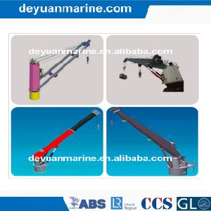 Knuckle Boom Crane for Ship pictures & photos