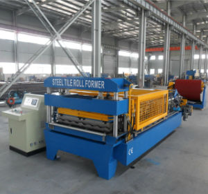 Unique Style Stainless Steel Modular Tile Sheet Forming Machine pictures & photos