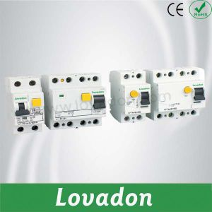 Good Quality Lf7 Series Residual Current Circuit Breaker RCCB pictures & photos