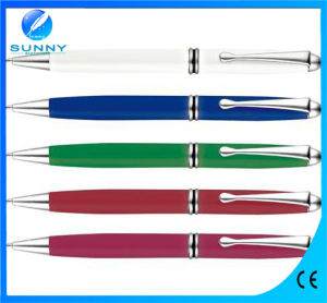 Promotional Metal Pen with Logo/Metal Ballpen/Metal Ballpoint Pen pictures & photos