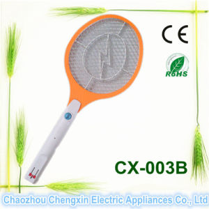 Top Sell ABS Good Quality Fly Swatter with LED Lamp pictures & photos