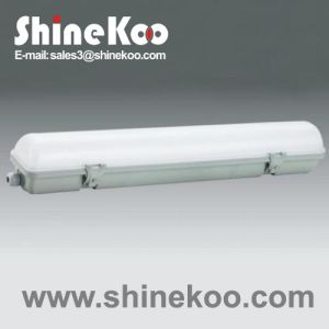 24W 2ft Waterproof IP65 Tri-Proof LED Light Fitting (SUNTF08-24/60) pictures & photos