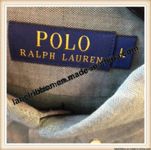High Quality OEM Garment Main Label (WL201512) pictures & photos