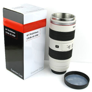 Fashion Camera Vacuum Flask (CL1C-E229) pictures & photos