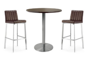 Bistro Bar Table and Chair Sets pictures & photos