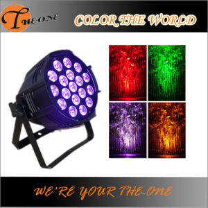 Stage Disco 18X17W LED Professional Lighting pictures & photos