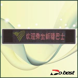 Bus LED Message Destination Display pictures & photos