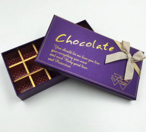 Wholesale High-End Chocolate Gift Box pictures & photos