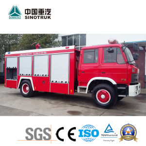 Professional Supply Water Foam Fire Fight Truck of (8+2) M3 pictures & photos