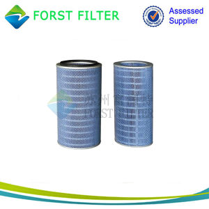 Forst Cellulose Paper Dust Filter Cartridge pictures & photos