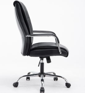Office Chair Description Bet Back Office Chair Luxury PU Leather Chair pictures & photos