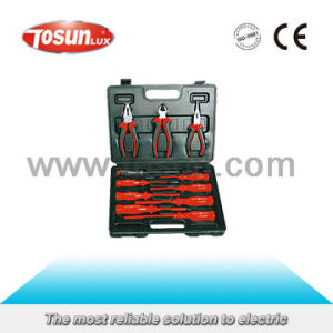 Insulated Screw Driver Set Including Tester, Tape, Driver pictures & photos
