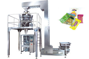 Multi-Head Weigher Granule Packing Machine (MZV-520A) pictures & photos