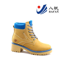 Women Boots Market Hot Sale Fashion Shoes with Comfortable (BFM0037) pictures & photos