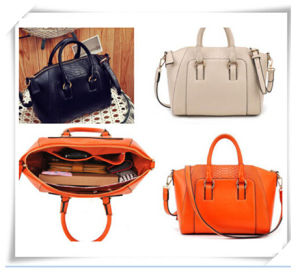 Women Fashion PU Leather Shoulder Bag and Handbag (WH5823) pictures & photos
