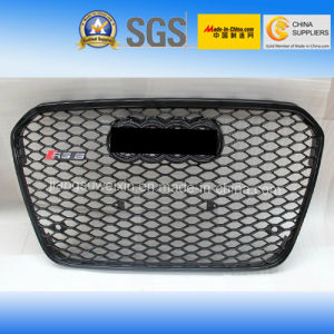 "High Quality Silver Front Auto Car Grille for Audi RS6 2013"" pictures & photos"
