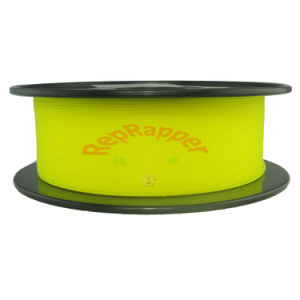 Well Coiling PLA 1.75mm Fluorescent Yellow 3D Filament