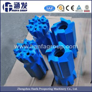 Thread Drill Bits with Rock Drilling Tools pictures & photos