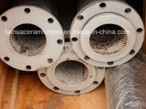 Wearproof Ceramic Lined Hose with Flange Fittings pictures & photos