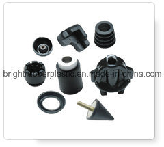 Ts16949 60duro Black Natural Rubber Bumper/Rubber Product pictures & photos