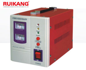 Single Phase Voltage Stabilizer SVR pictures & photos