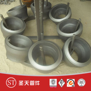 Stainless Steel Seamless Steel Sch80 Concentric Reducers pictures & photos