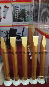 42CrMo Hydraulic Breaker Chisel for Excavator with Ce (N. P. K H-12X) pictures & photos