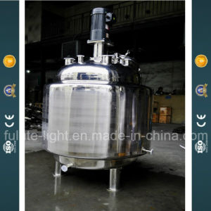 100 Gallon Steam Jacketed Vodka Mixing Tank pictures & photos