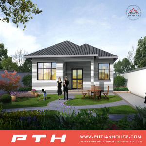 Luxury China Prefabricated Steel Villa House for Comfortable Living pictures & photos