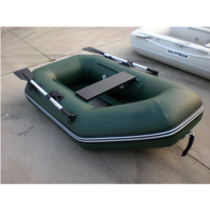 Foldable Inflatable Cheap Fishing Boat (280cm) pictures & photos