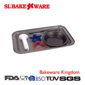 S/6 Mini Bake Set Carbon Steel Nonstick Bakeware (SL BAKEWARE)