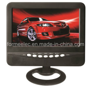 "7"" Portable TV ISDB-T TFT LCD Television Digital TV pictures & photos"