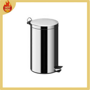 Stainless Steel Foot Pedal Waste Bin for Sale pictures & photos