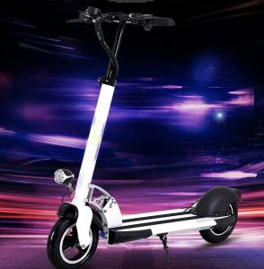 Aluminium Folding Electric Bike with 400W Hub Motor pictures & photos