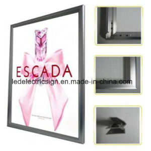 Snap Profile with Light Box Aluminum Extrusion for Advertising Display pictures & photos