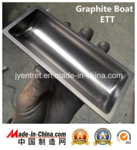 High Density Graphite Boats for High Temperaure Furnace pictures & photos