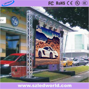 P8 Outdoor Full Color Rental LED Display Screen (CE FCC) pictures & photos
