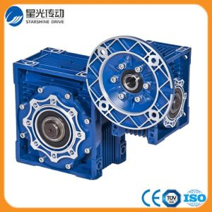 Nmrv Series Double Stage Worm Geared Motor pictures & photos