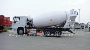 Sinotruk Hohan 6*4 Concrete Mixer Truck