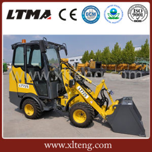Ltma Wheel Loader 0.8t Compact Loader Made in China pictures & photos
