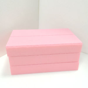 Fuda Extruded Polystyrene (XPS) Foam Board B3 Grade 400kpa Pink 30mm Thick Slotted