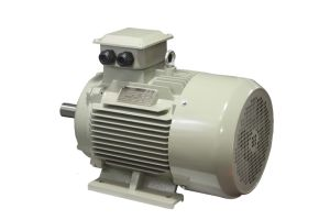 Ie3 Iron High Efficiency AC Motor 25HP 18.5kw 6p