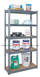 5 Tiers Metal Rack Storage Shelf (9045-175) pictures & photos