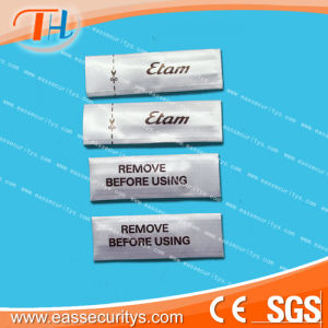 58kHz Anti-Theft Woven Dr Label pictures & photos