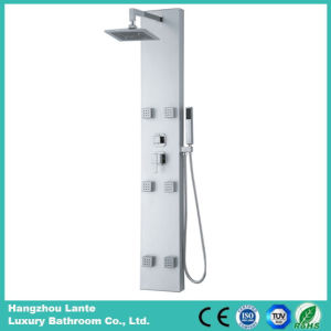 Stainless Steel SPA Shower Panel with Massage Jets (LT-G887) pictures & photos