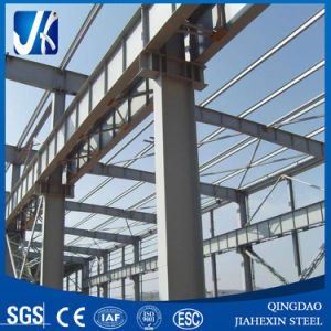 Galvanized Light Structural Steel Frame for Workshop Construction pictures & photos