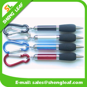 Popular Lovely Custom Logo Ball Pen with Lanyard Paper (SLF-LP021) pictures & photos