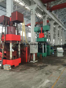 Heavy-Duty Scrap Metal Briquetting Press pictures & photos