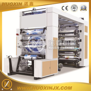 6 Color PE/PP/Paper/Non Woven Flexographic Printing Machinery pictures & photos